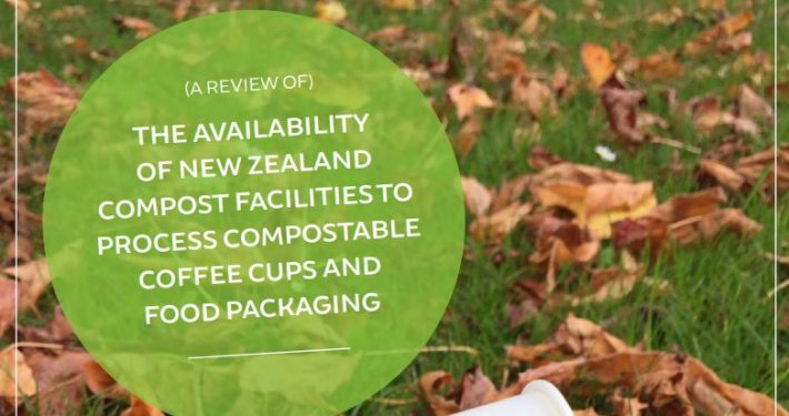 NZ Compostable Coffee Cup Composting Facilities