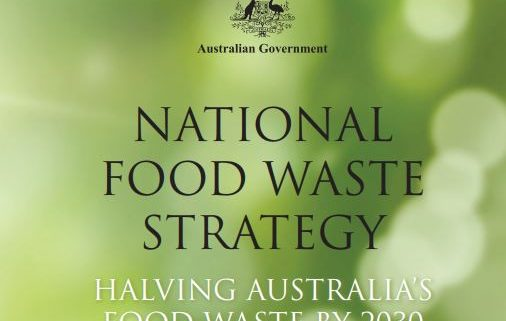National Food Waste Strategy 2030